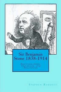 cover of Sir Benjamin Stone by Stephen Roberts