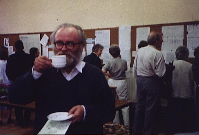 Chartism day in Dodford, 1997